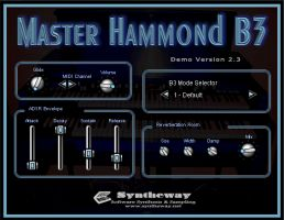 Master Hammond B3