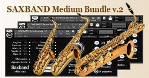 SAXBAND Medium Bundle