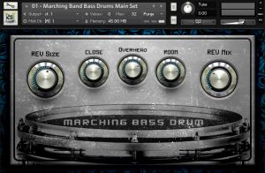 MBD (Marching Bass Drums)