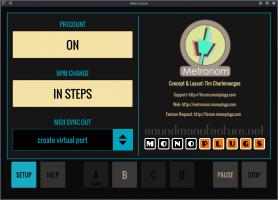 Metronom - Rhythm and Speed Trainer