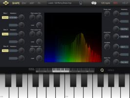 microTERA for iPad