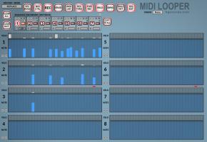 Midi Looper for Kontakt