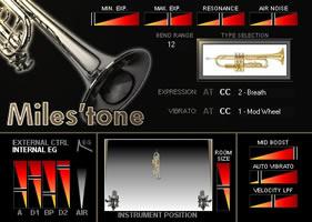 Miles'tone