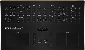 Korg Minilogue XD - Editor / Controller, VST and Standalone