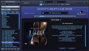 MegaMagic: Violin for Omnisphere 2.5