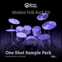 Modern Folk Rock Kit - One Shot Sample Pack