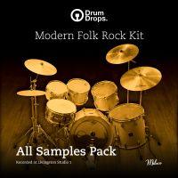 Modern Folk Rock Kit - All Samples Pack