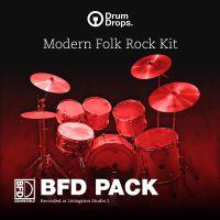 Modern Folk Rock Kit - BFD Pack