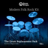 Modern Folk Rock Kit - Drum Replacement Pack