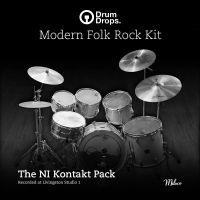 Modern Folk Rock Kit - Kontakt Pack