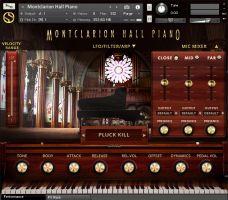 Montclarion Hall Grand Piano