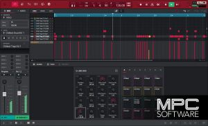 MPC Software (DAW)