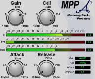 Mastering Peaks Processor (MPP)