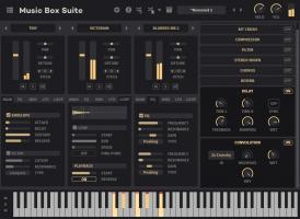 Music Box Suite GUI