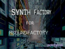 Synth Factory for MSoundFactory