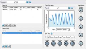MIDI Shape Shifter