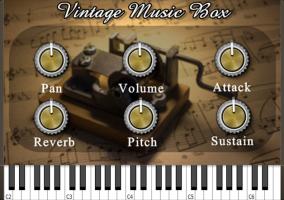 Vintage Music Box VST
