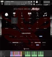 Boutique Drums - Medusa
