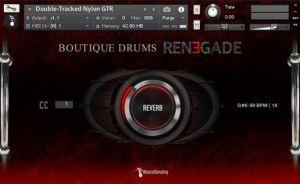 Boutique Drums Renegade