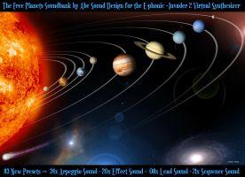 Sonic Sirius The Planets
