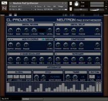 Neutron Pad Synthesizer