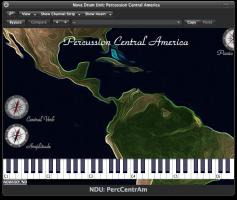 Nova Drum Unit: Percussion Central America