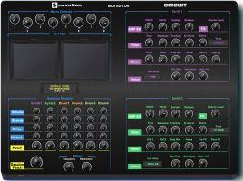 Novation Circuit MIDI EDITOR / REMOTE/ CONTROLLER