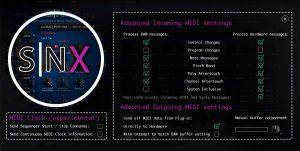 SNX Editor