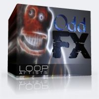 Odd FX - IDM Sound Effects Loop Pack