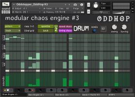 OddHop- modular chaos engine #3