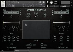 Oracle 2 - Ambient Guitars (Kontakt)