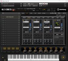 Synth Strings (Oscillators)