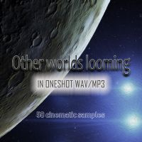 Other worlds looming wav/mp3 sample library