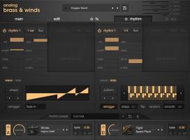 Analog Brass & Winds