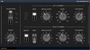 SKnote releases PB3 Vintage Studio Stereo Phaser