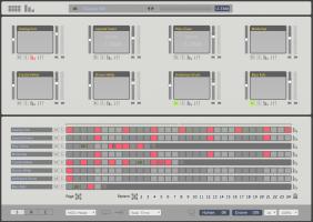 kvr audiospillage announces elecktroid drum machine au plug in for mac. Black Bedroom Furniture Sets. Home Design Ideas