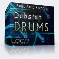 Panic Attic Dubstep Drums - Dubstep Drums Loop Pack