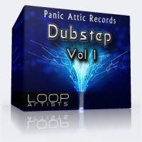Panic Attic Dubstep Vol 1 - Dubstep Loop Pack