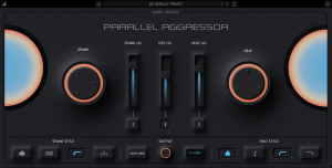 Parallel Aggressor GUI