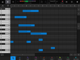 MIDI Editor