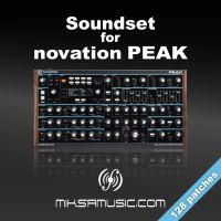 Soundset for Novation Peak