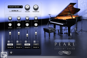 Pearl Concert Grand