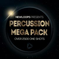 Percussion Mega Pack - Over 2500 Sounds!