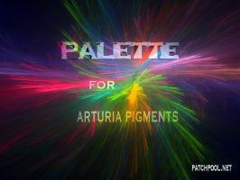 Palette for Arturia Pigments 2