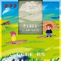 Bjulin Waves - CORE 05 - Pixel