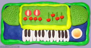 Plastic Piano