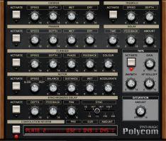 Synth Magic Polycom