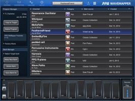 PPG WaveMapper for iOS