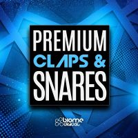 Premium Claps and Snares (Percussion Sound Library)