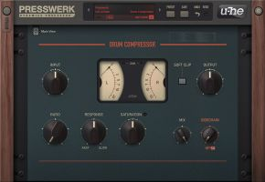 Presswerk - Drum Compressor View